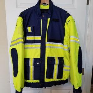 High Visibility EMS Coat - XL
